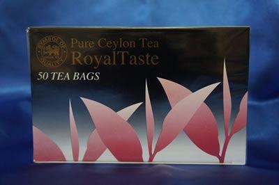 Royal tast (セイロン紅茶)